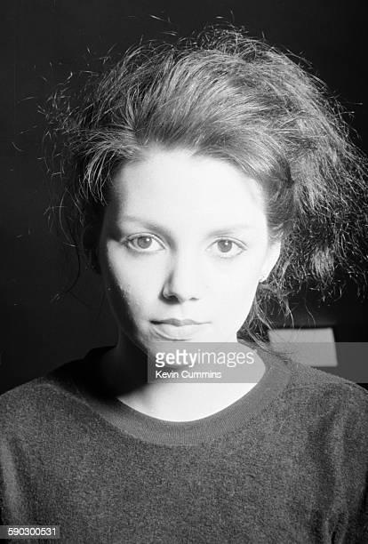 English actress Joanne Whalley circa 1985