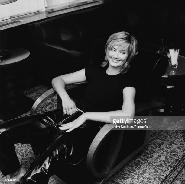 English actress Joely Richardson 1996