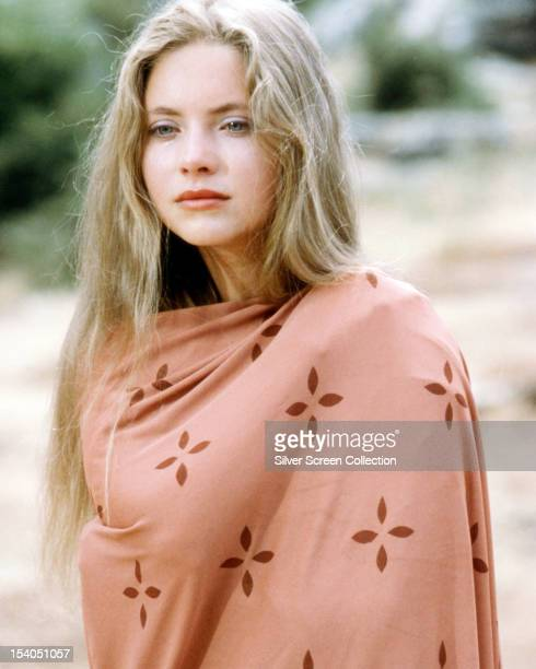 English actress Judi Bowker as Andromeda in the film 'Clash of the Titans' 1981