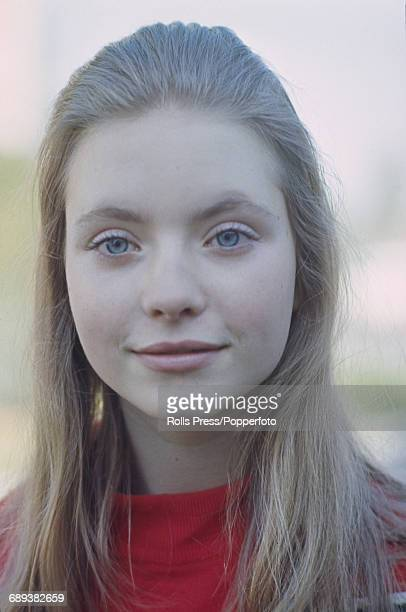 English actress Judi Bowker pictured during production of the film 'Brother Sun Sister Moon' in Rome Italy on 11th January 1971