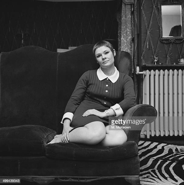 English actress Judi Dench 14th May 1969