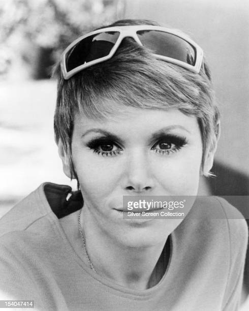 English actress Judy Carne circa 1969