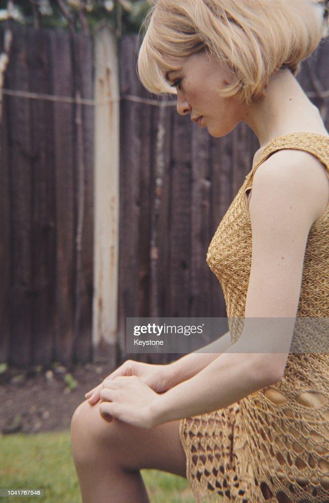 Judy Geeson : ニュース写真