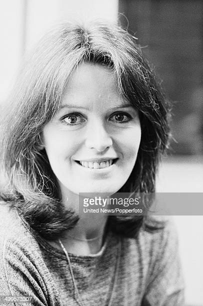 English actress Judy Loe posed in London on 15th April 1984