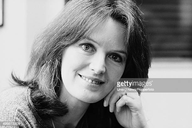 English actress Judy Loe in London on 15th April 1984.