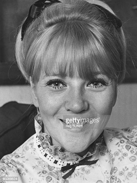 English actress Julia Foster 30th August 1967