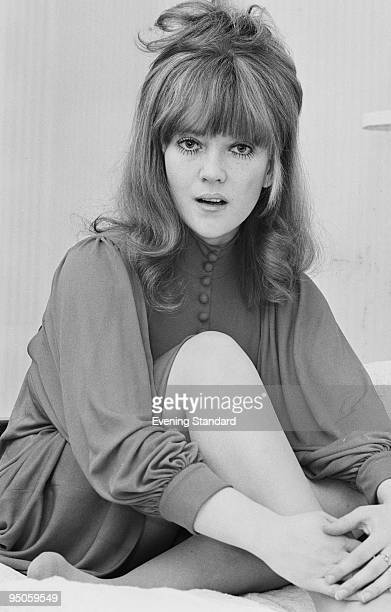 English actress Julia Foster, 8th March 1972.