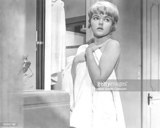 English actress Julia Foster circa 1964