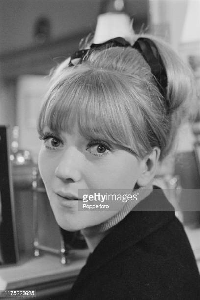 English actress Julia Foster on set during production of the play 'Armchair Theatre - The Night Before The Morning After' for ABC Weekend Television...