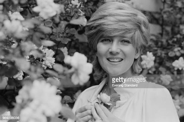 English actress Julia Foster UK 29th June 1978