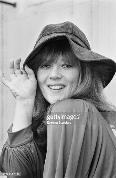 English actress Julia Foster, UK, 8th March 1972.