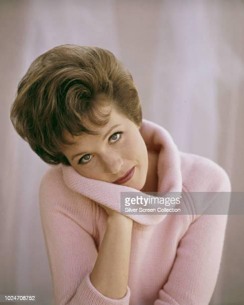 English actress Julie Andrews circa 1970