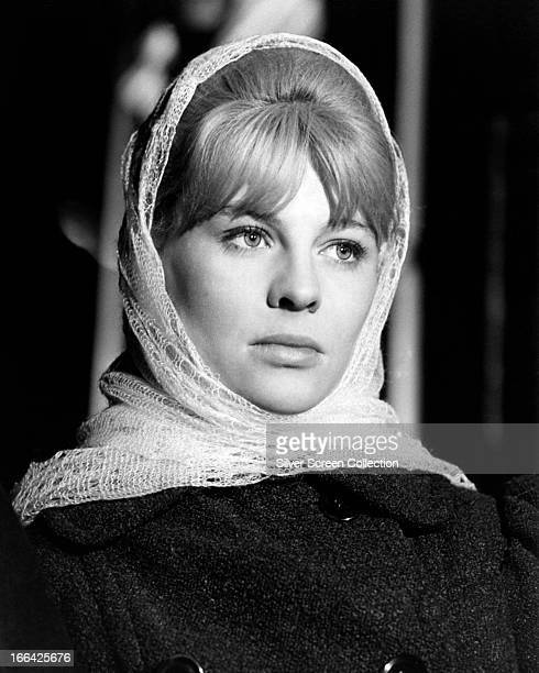 English actress Julie Christie as Lara Antipova in 'Doctor Zhivago' directed by David Lean 1965