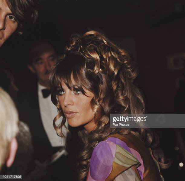 English actress Julie Christie attends the premiere of the film 'Far from the Madding Crowd' at the Odeon Leicester Square in London 16th October...