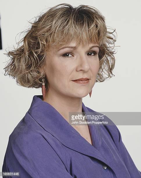 English actress Julie Walters 1991
