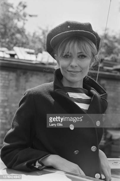 English actress Juliet Harmer who is set to star in the new BBC TV series 'Adam Adamant Lives' UK 18th May 1966