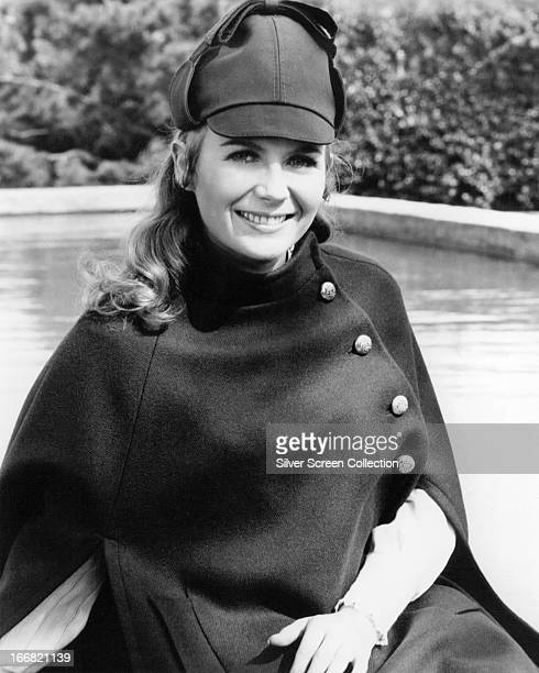 English actress Juliet Mills as she appears in the sitcom 'Nanny and the Professor' circa 1970