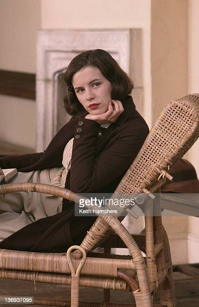 English actress Kate Beckinsale in a scene from the film 'Haunted' 1995