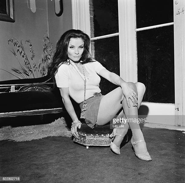 English actress Kate O'Mara 24th August 1969