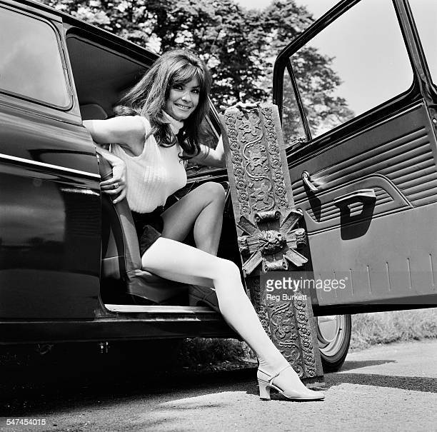 English actress Kate O'Mara 6th June 1968