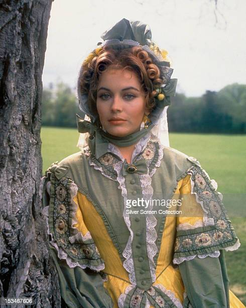 English actress Lesley-Anne Down as Miriam in 'The First Great Train Robbery', directed by Michael Crichton, 1979.