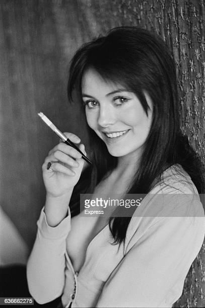 English actress LesleyAnne Down UK 25th April 1971