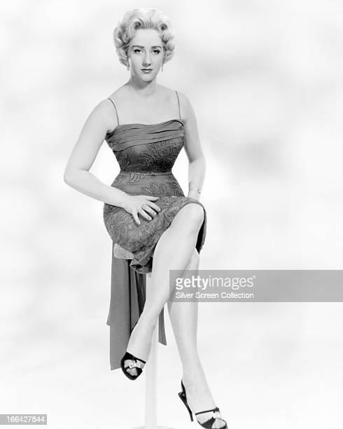 English actress Liz Fraser circa 1958