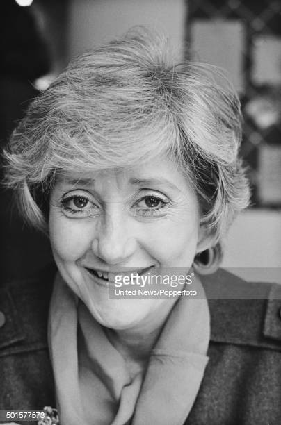 English actress Liz Fraser in London on 21st May 1985.