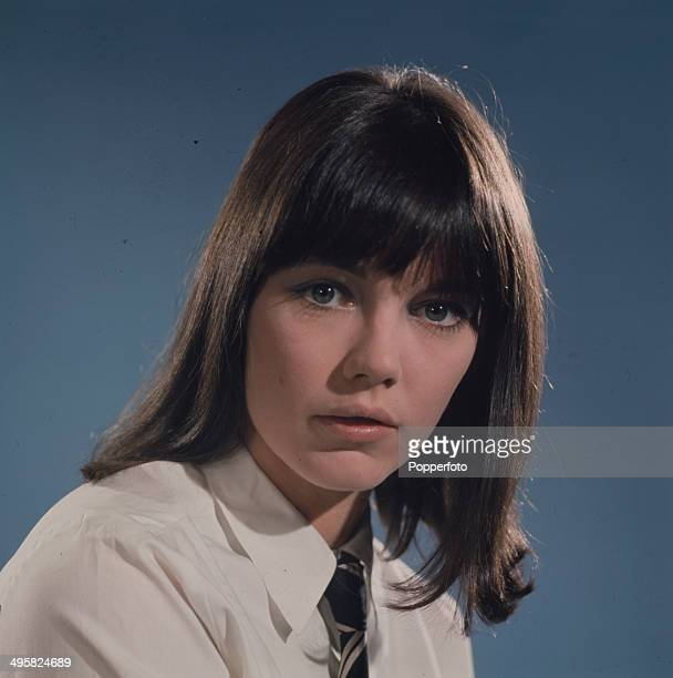 English actress Lucy Fleming pictured in a scene from the television drama 'Death by Misadventure' in 1967