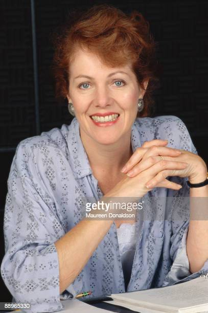 English actress Lynn Redgrave 1990