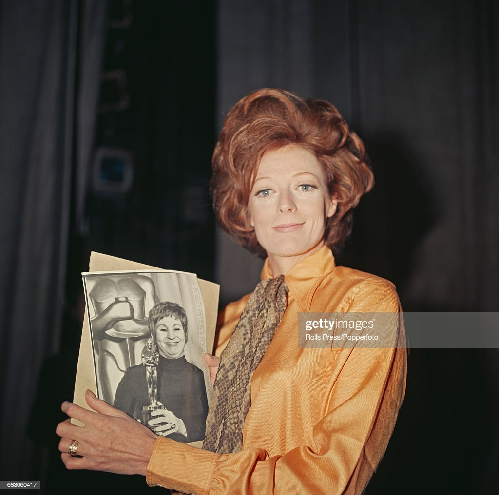 Academy Award Winner Maggie Smith Pictures | Getty Images