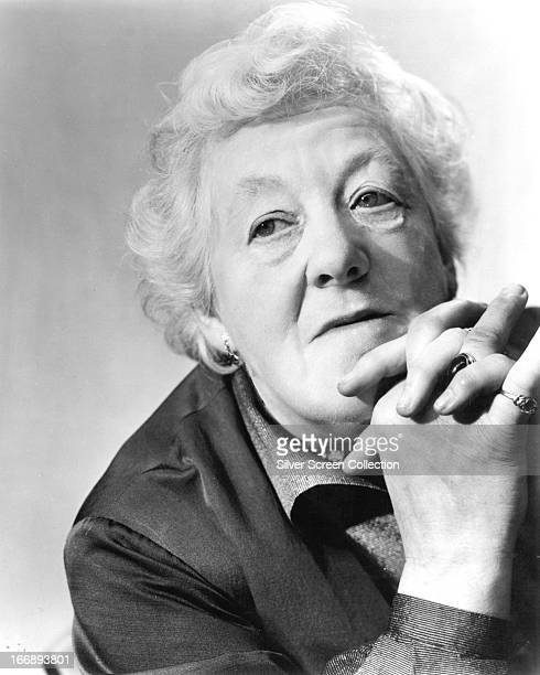 English actress Margaret Rutherford circa 1960