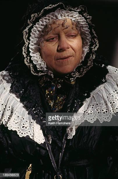English actress Miriam Margolyes as Nanette Streicherova in the film 'Immortal Beloved' 1994