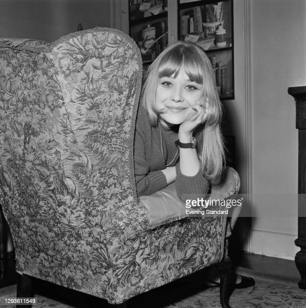 English actress Natasha Pyne, UK, 11th March 1967.