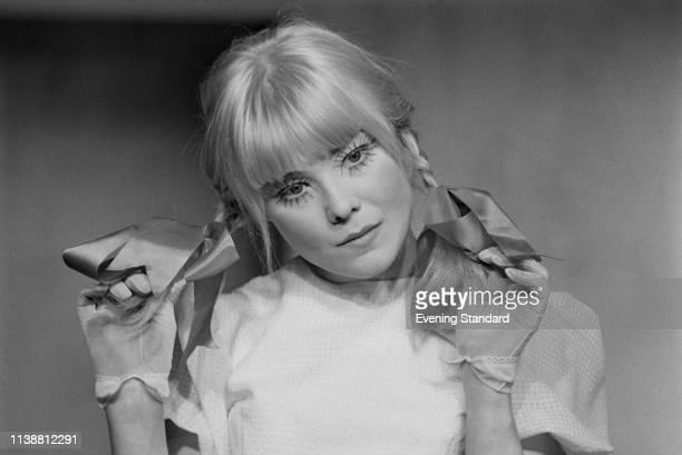 English actress Natasha Pyne, UK, 29th July 1969.
