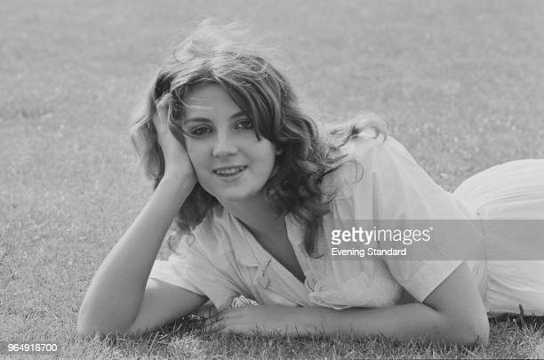 English actress Natasha Richardson UK 12th July 1978