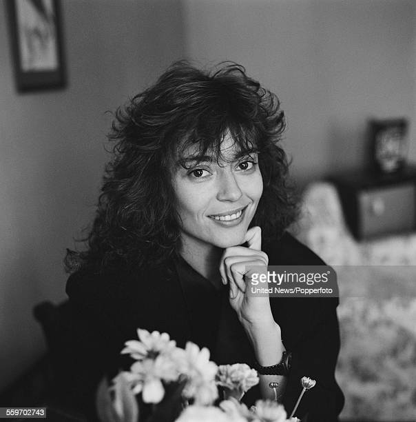 English actress Rachel Ward who plays the character of Juliet in the film 'Dead Men Don't Wear Plaid' in London on 24th March 1982