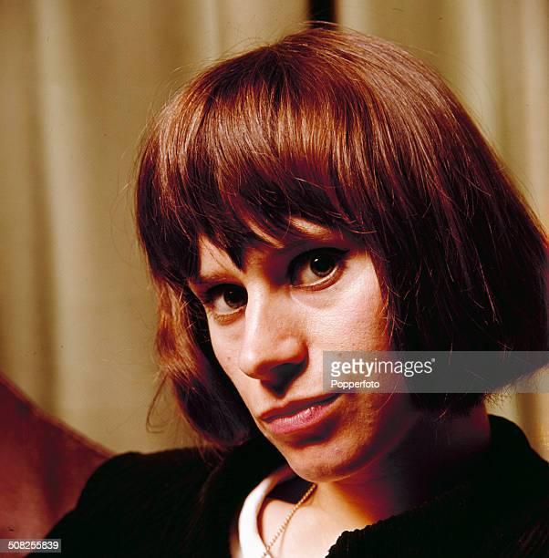 English actress Rita Tushingham in 1965