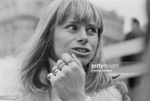 English actress Rita Tushingham UK 21st November 1969