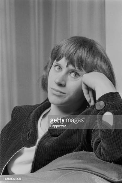 English actress Rita Tushingham who appears in the film 'The Knack and How to Get It' pictured in March 1965