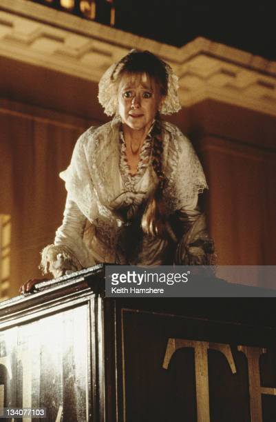 English actress Rosalind Ayres as Mistress Gordon in the film 'Black Beauty' 1994