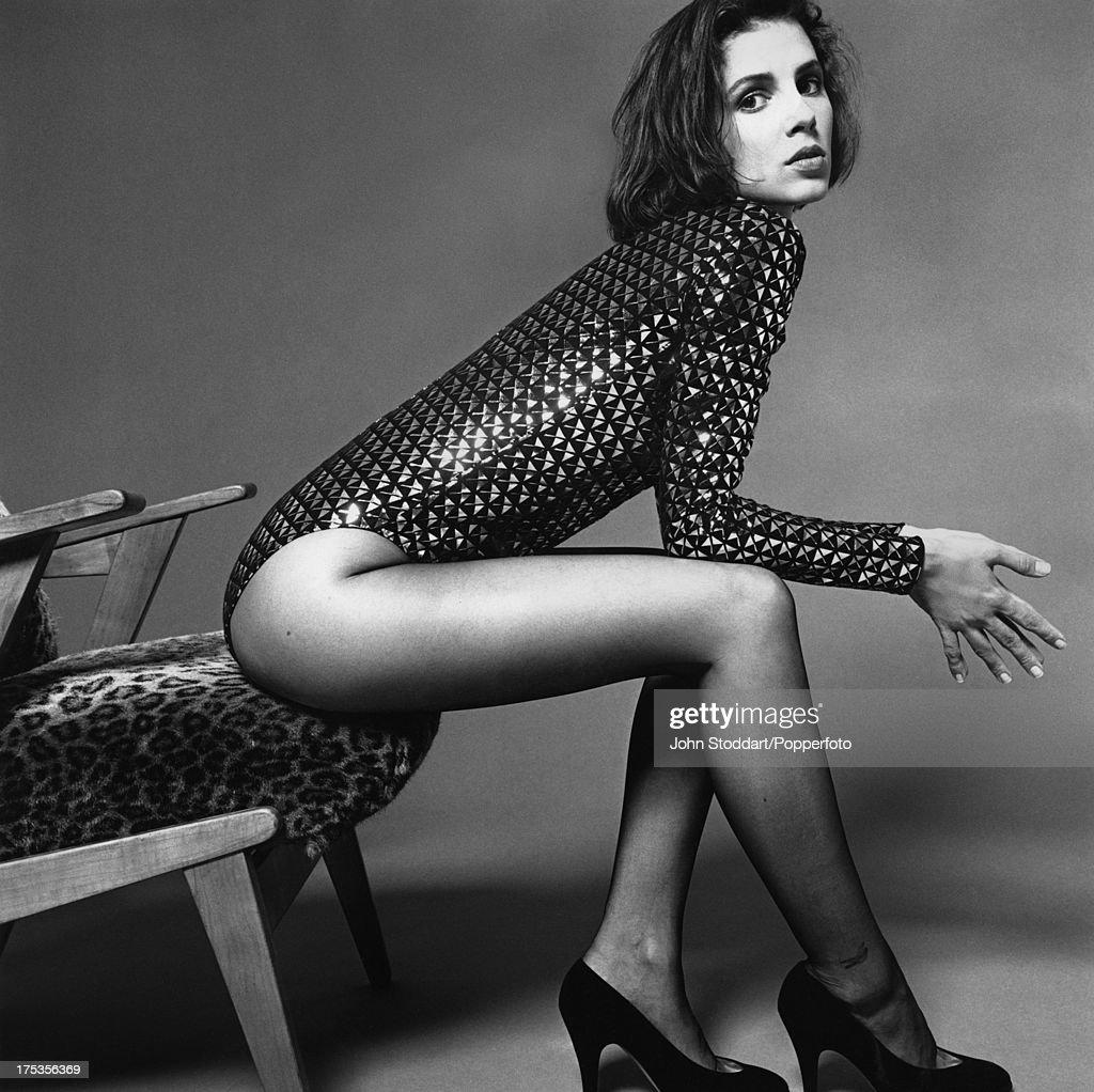 English actress Sadie Frost, circa 1994.