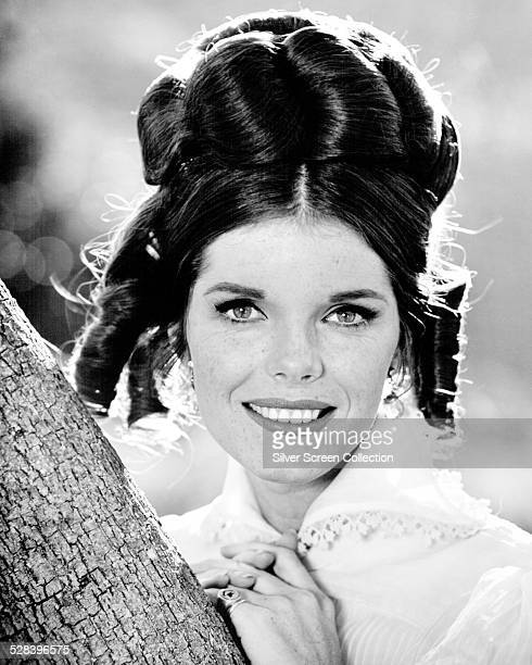 English actress Samantha Eggar as she appears in 'Doctor Dolittle' directed by Richard Fleischer 1967