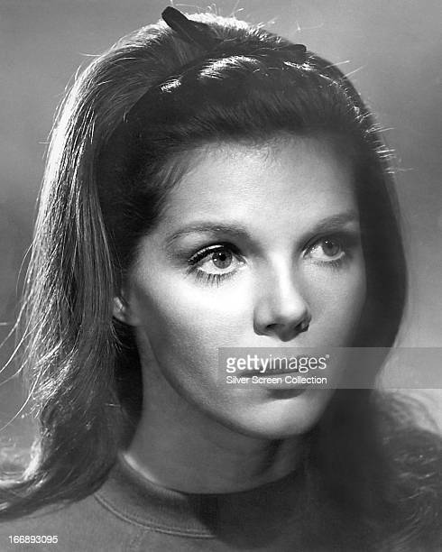 English actress Samantha Eggar circa 1965