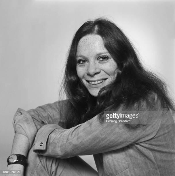 English actress Sara Kestelman, UK, 8th June 1973.