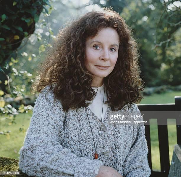 English actress Sarah Miles 1994