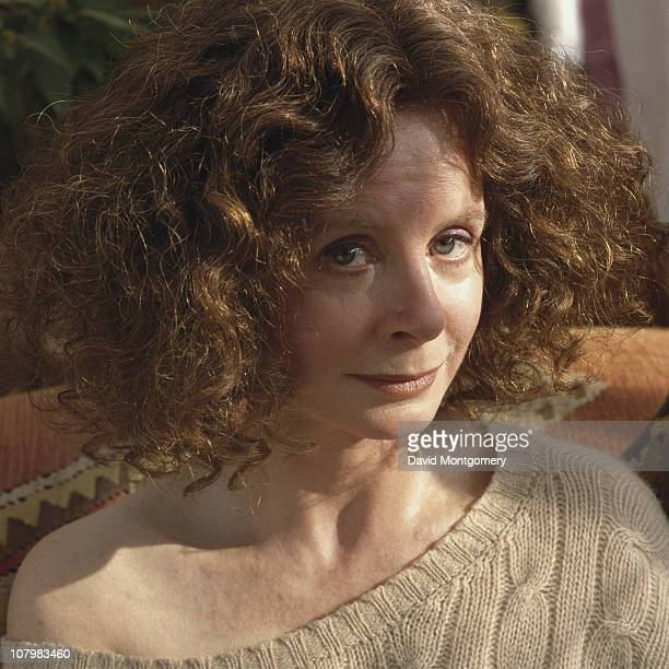 English actress Sarah Miles 7th February 1992