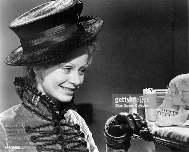 English actress Sarah Miles in the title role of 'Lady Caroline Lamb' directed by Robert Bolt 1972