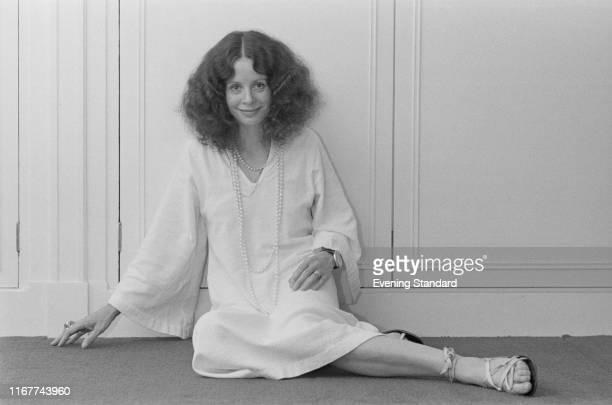 English actress Sarah Miles UK 5th July 1976