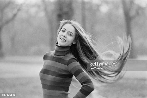English actress Sheila Ruskin UK 29th December 1971